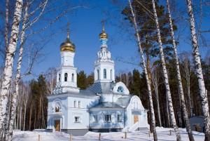 Введенский храм в Кольцово